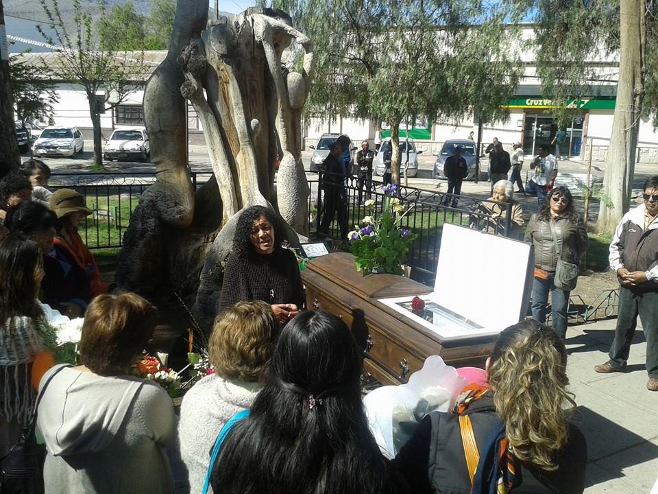 Photo of Elquinos despiden y agradecen el legado de George Nobl