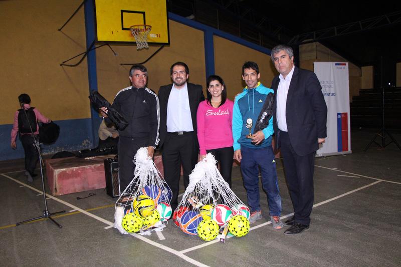 Photo of Colegio Antonio Varas fue el ganador de las Primeras Olimpiadas Juveniles de Vicuña