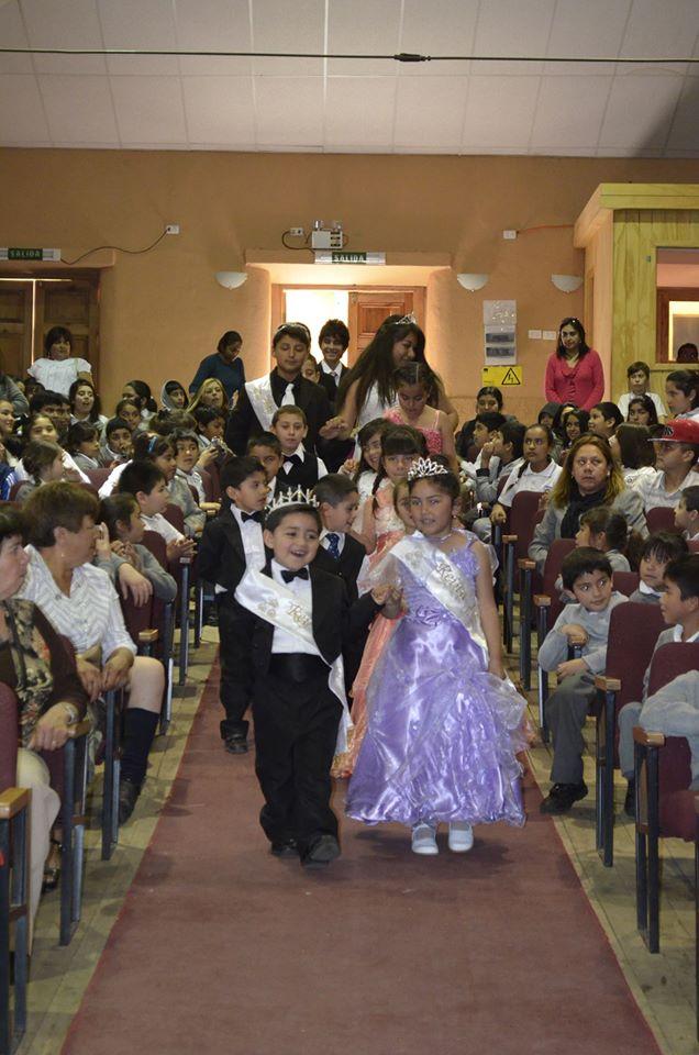 Photo of Escuela Cielo Claro celebró 72 años de vida conmemorando a funcionarios y apoderados