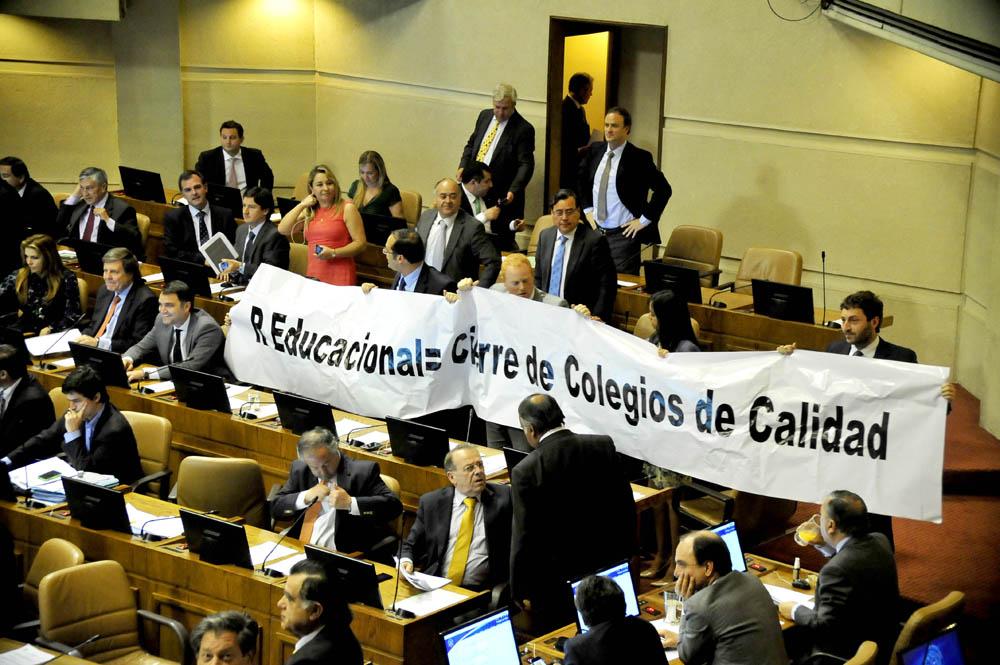 """Photo of Gahona: """"Esta reforma no resolverá el problema de la calidad de nuestra educación"""""""