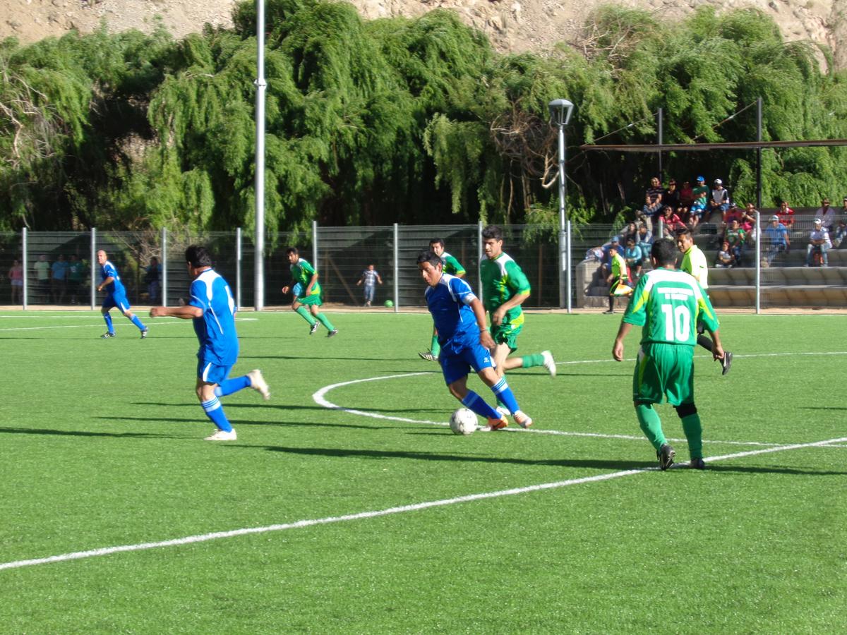 Photo of Unión Esperanza y Arco Iris quedan eliminados del Campeonato Regional ANFUR Senior