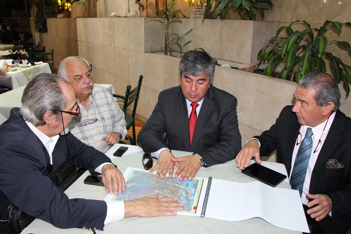 Photo of Inversionistas argentinos y chilenos proyectan restablecer un tren por el Valle del Elqui