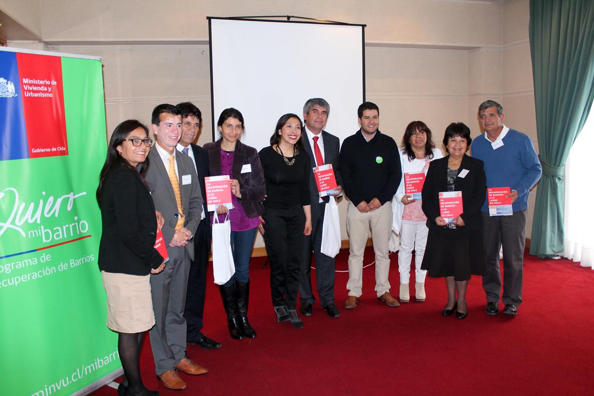 Photo of Refuerzan acciones entre municipios y el MINVU para programa Quiero Mi Barrio