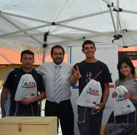 Photo of INJUV y Municipio de Paihuano trabajan en conjunto para capacitar a jóvenes de la comuna