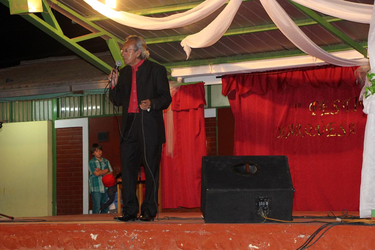 Photo of Héctor Muñoz fue el ganador del Primer Festival de la Voz de Marquesa