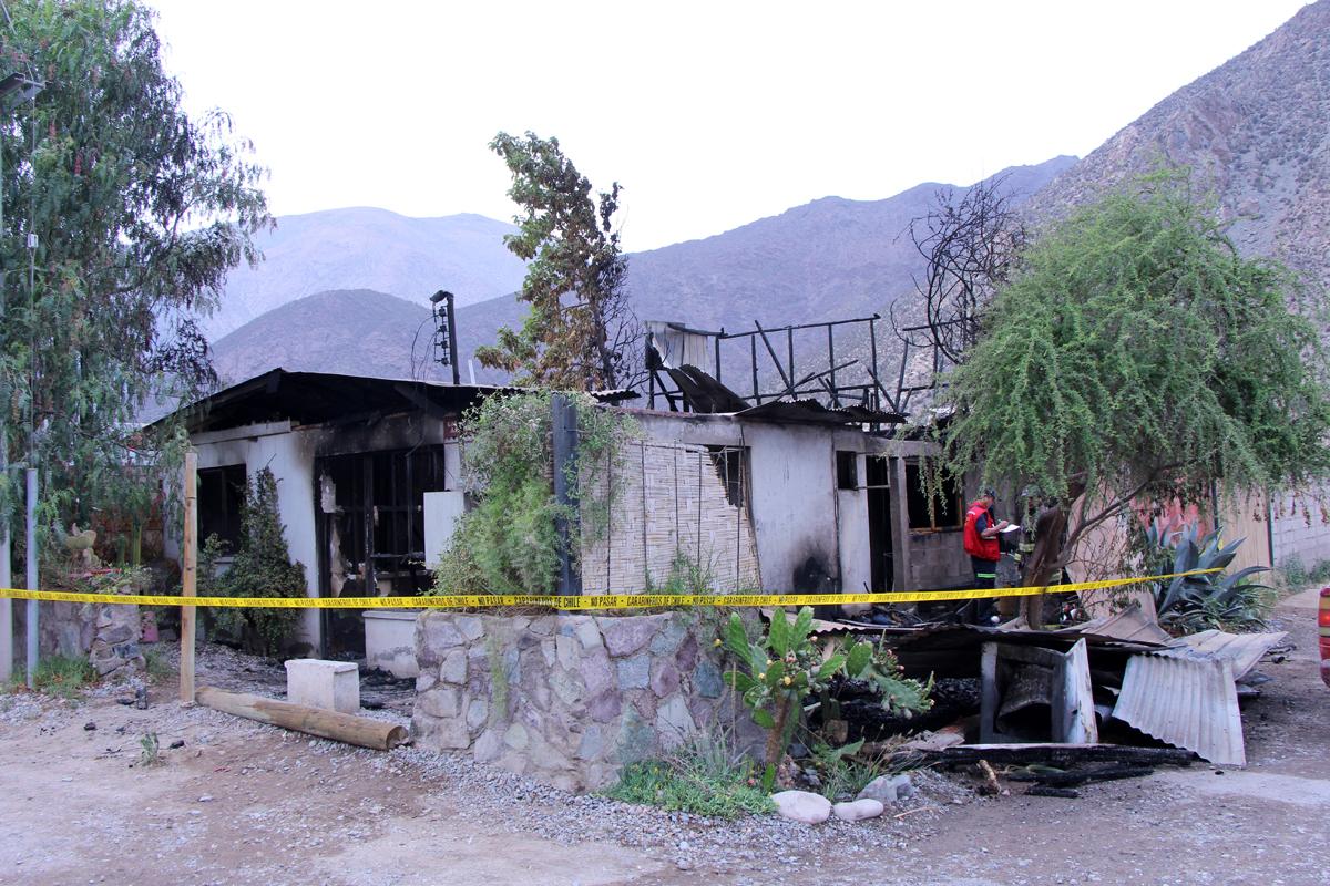 Photo of Gestionan ayuda social para familia afectada por incendio en Diaguitas