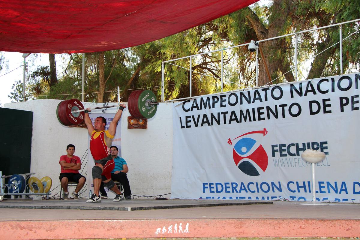 Photo of Los mejores de Chile compitieron en el Campeonato Nacional de Halterofilia de Vicuña