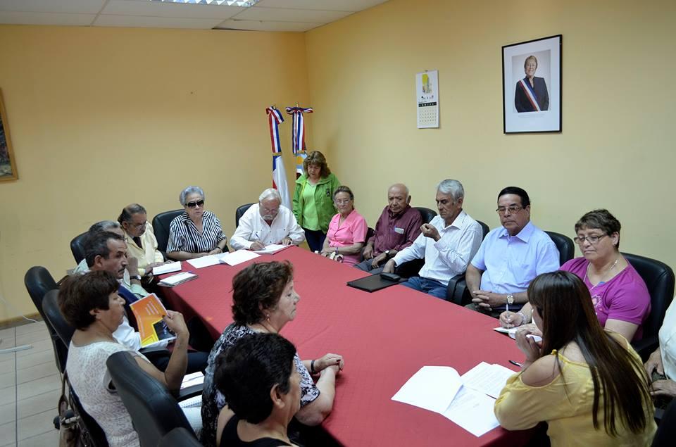 Photo of Adultos Mayores de la comuna de Paihuano eligen a nueva Consejera Regional ante SENAMA