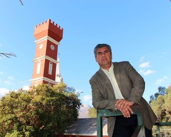 Photo of Alcalde de Vicuña anuncia que irá a la reelección el 2016