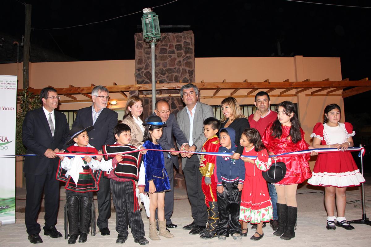 Photo of Invierten 49 millones de pesos en construcción de sede comunitaria de Puclaro