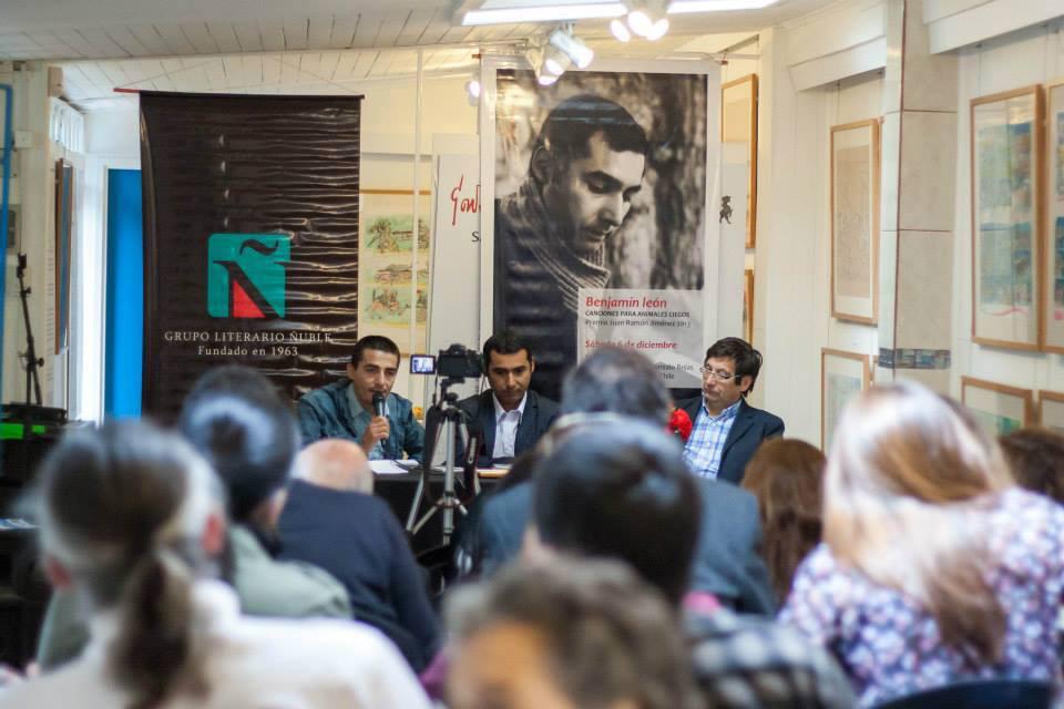 """Photo of Poetas regionales cierran ciclo de """"lecturas Primaverales"""" en el Café Frida"""