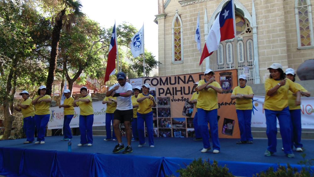 Photo of Incentivan el deporte en Paihuano a través de talleres formativos