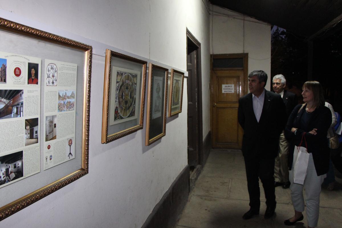Photo of Exposición de Nicolás Copérnico está disponible en la Casa de la Cultura de Vicuña