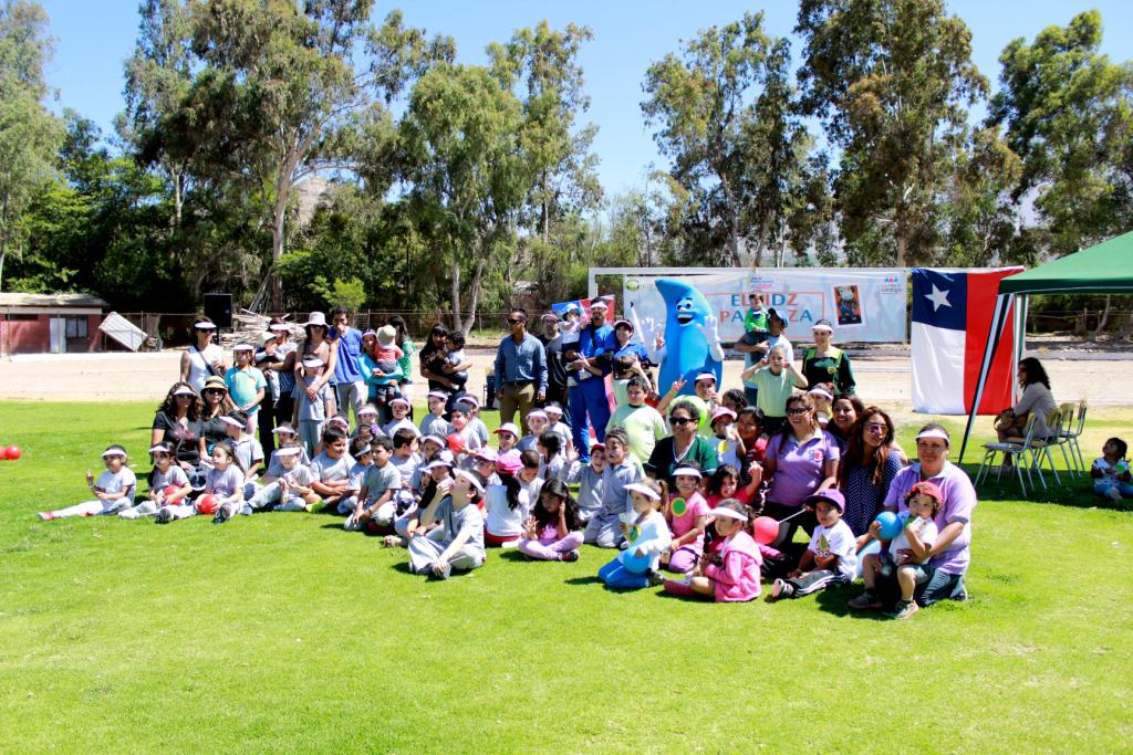 Photo of Elkidzpalooza promueve vida saludable  entre los niños de Vicuña