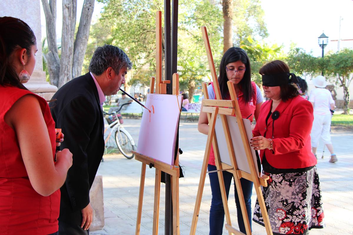 Photo of Vicuña promueve la inclusión de  personas en situación de discapacidad