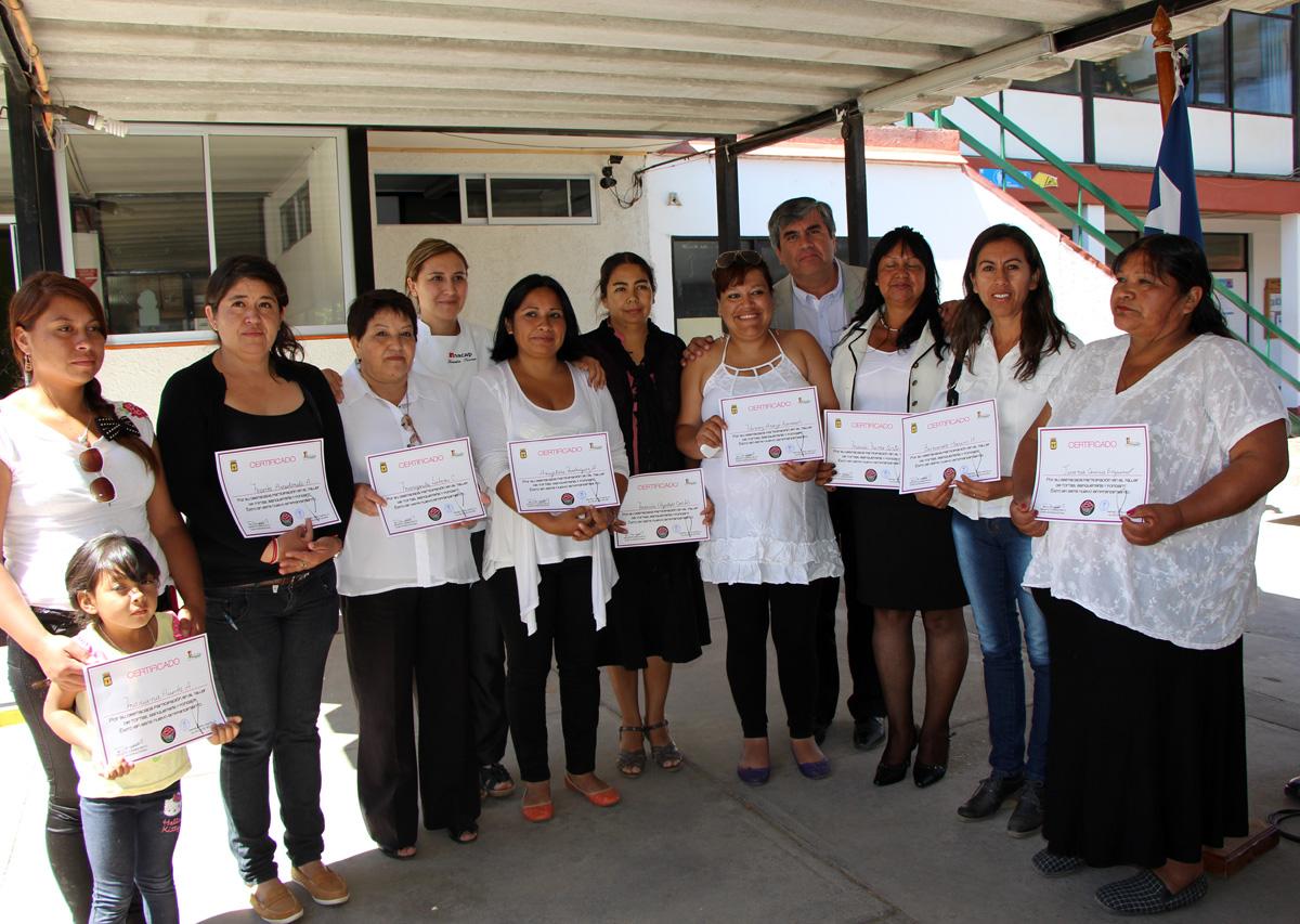 Photo of Mujeres de Vicuña cuentan con nuevas herramientas para comenzar un emprendimiento