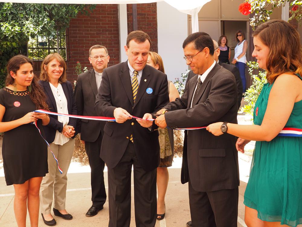 Photo of Universidad Católica abre nueva biblioteca en el Valle del Elqui