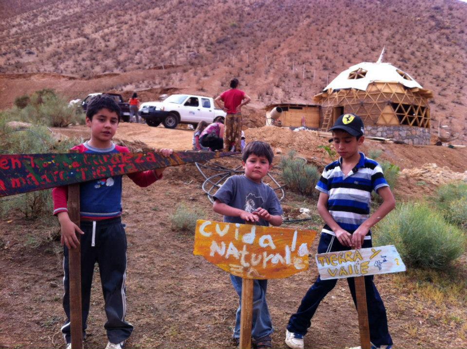 """Photo of Agrupación """"Tierra y Valle de los Niños de Pisco Elqui gana Fondo de Protección Ambiental 2015"""