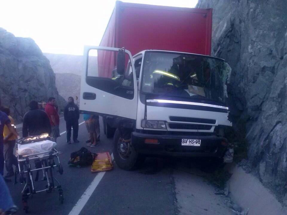 Photo of Accidentes de inicio de año: Solicitan inversiones en la Ruta D-41 y una posta para Huanta
