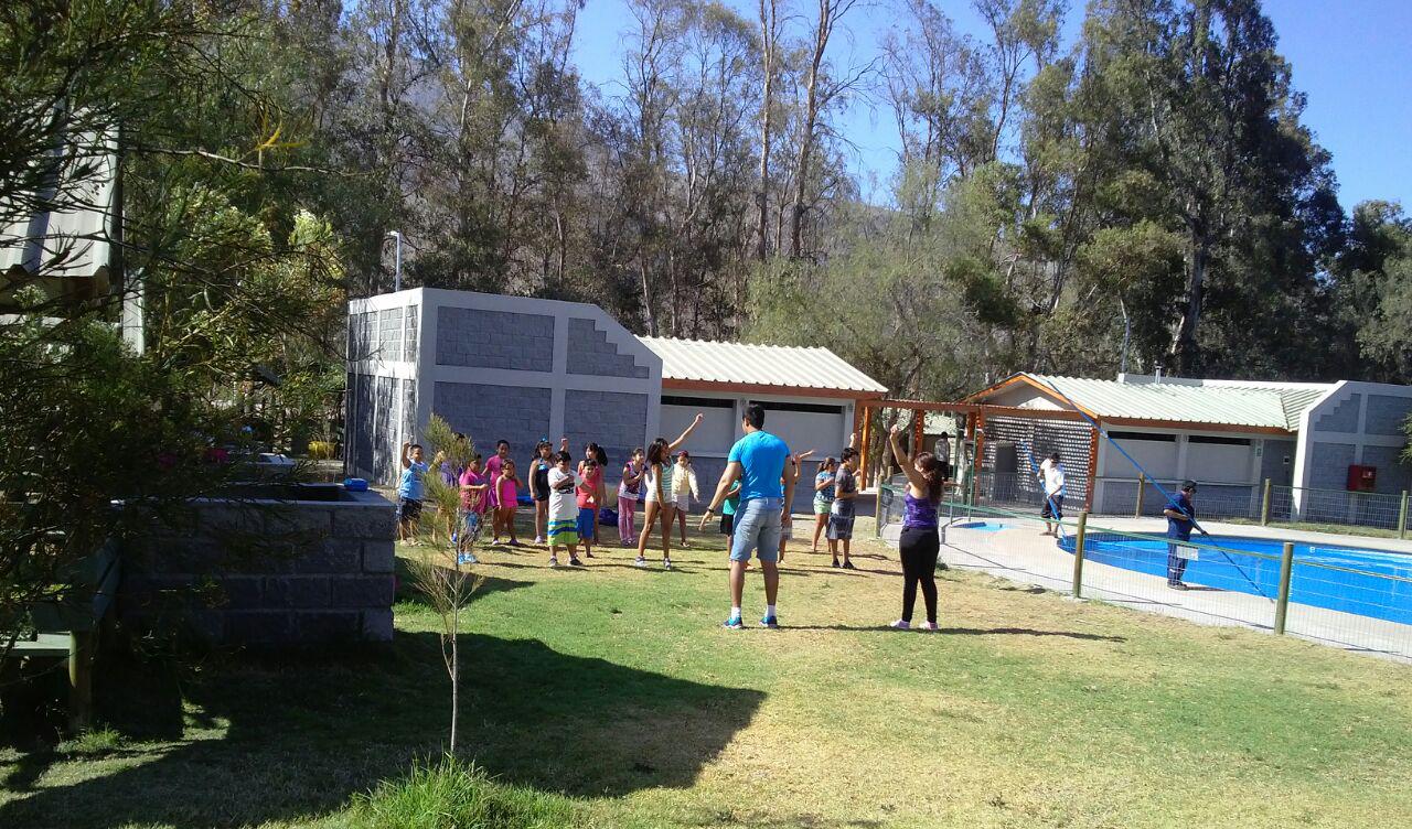 Photo of Casa del Deporte incentiva el cuidado del agua a través de talleres de natación
