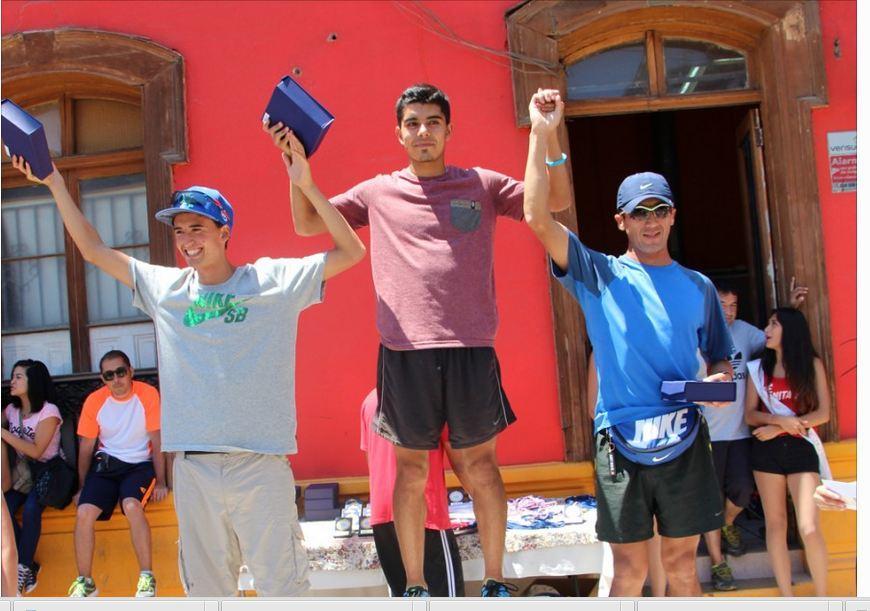 """Photo of Más de 300 competidores estuvieron presentes en la tercera versión de la """"Corrida Jorge Torres"""""""