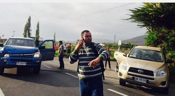 Photo of Gabriela Mistral: Seis personas lesiones en nuevo accidente en la Ruta D-41