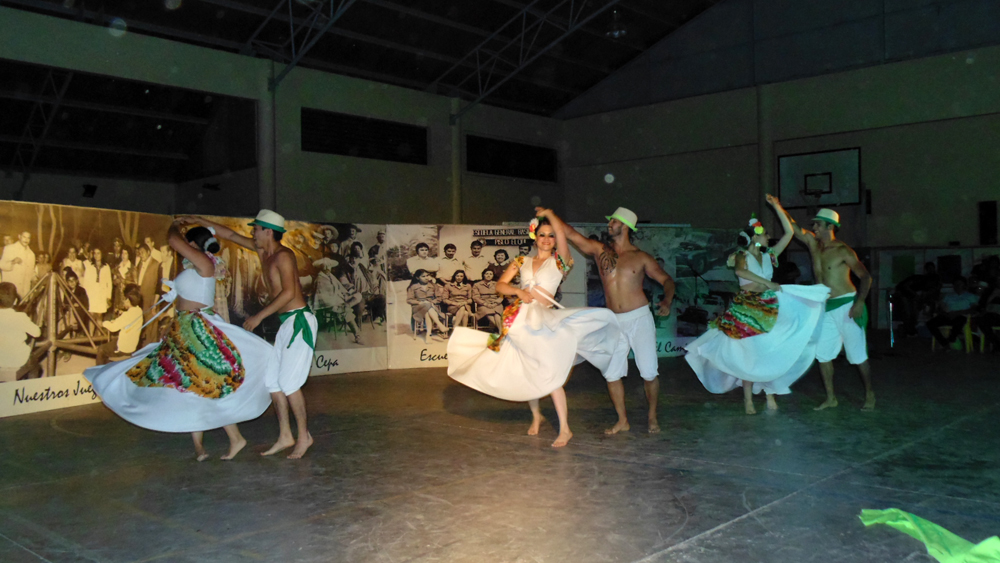 Photo of Primer Encuentro Binacional Folclórico tuvo lugar en Pisco Elqui