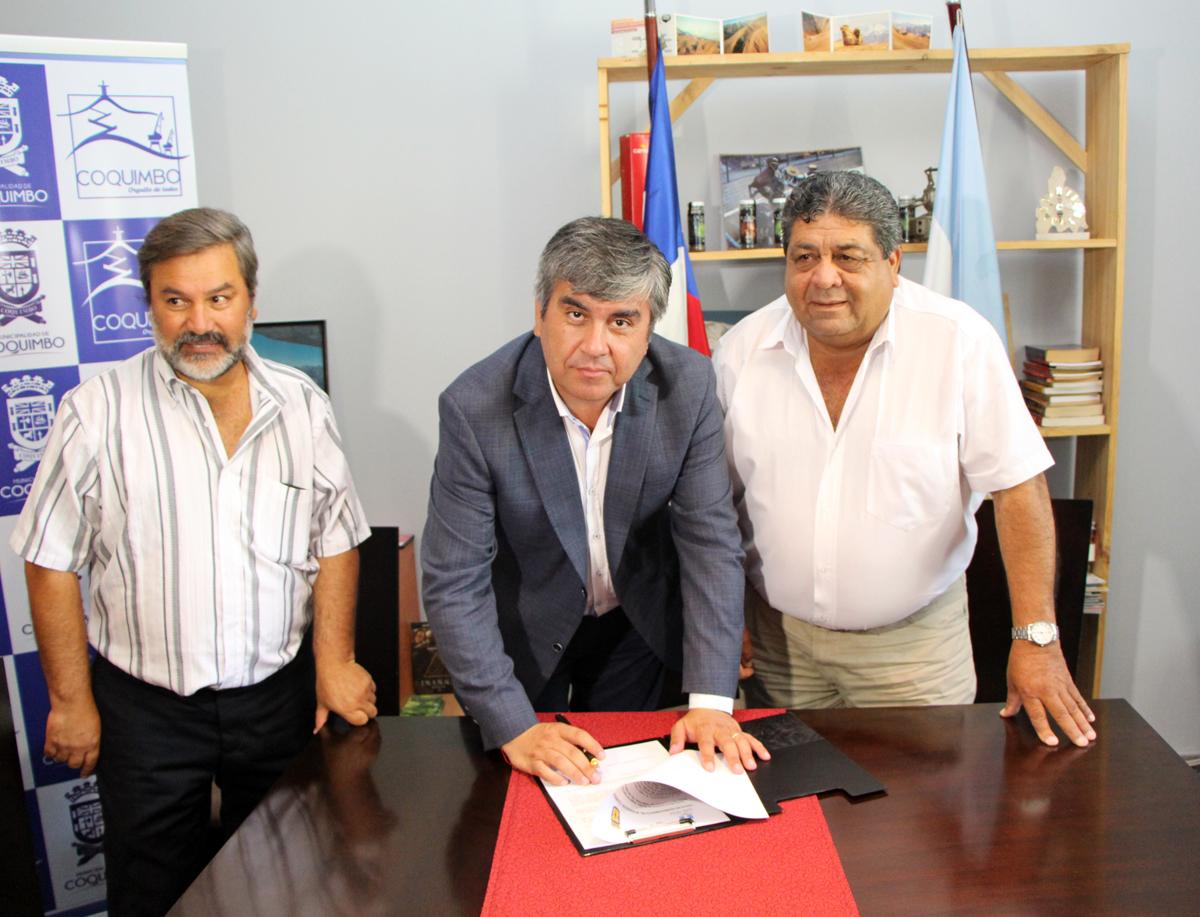 Photo of Vicuña y Valle Fértil unen fuerzas para trabajar en la integración de sus comunidades