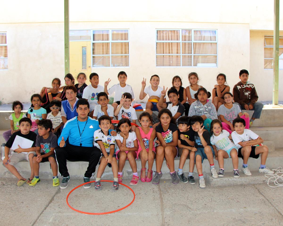 Photo of Durante febrero podrán disfrutar los niños y niñas de la comuna del Campamento de Verano