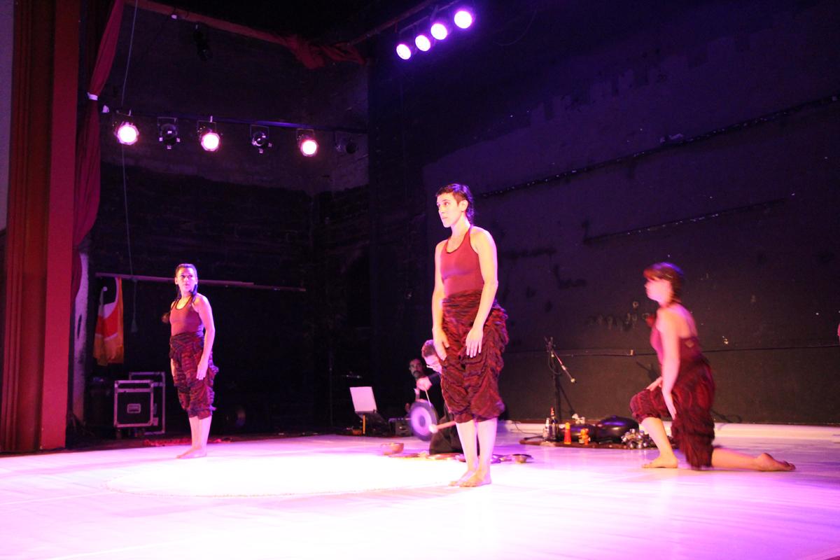 Photo of Escuela de Danza Carmen Beuchat deleitó al público elquino en presentación del Festival ARC