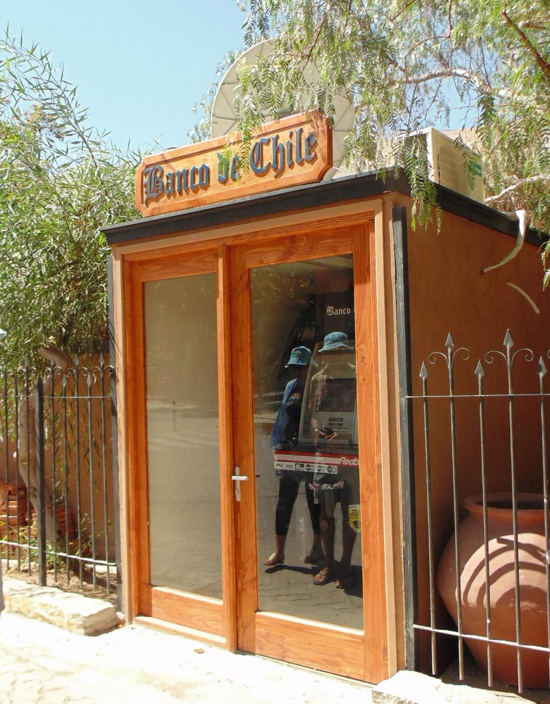 Photo of La localidad de Pisco Elqui cuenta con el primer cajero automático de la comuna de Paihuano