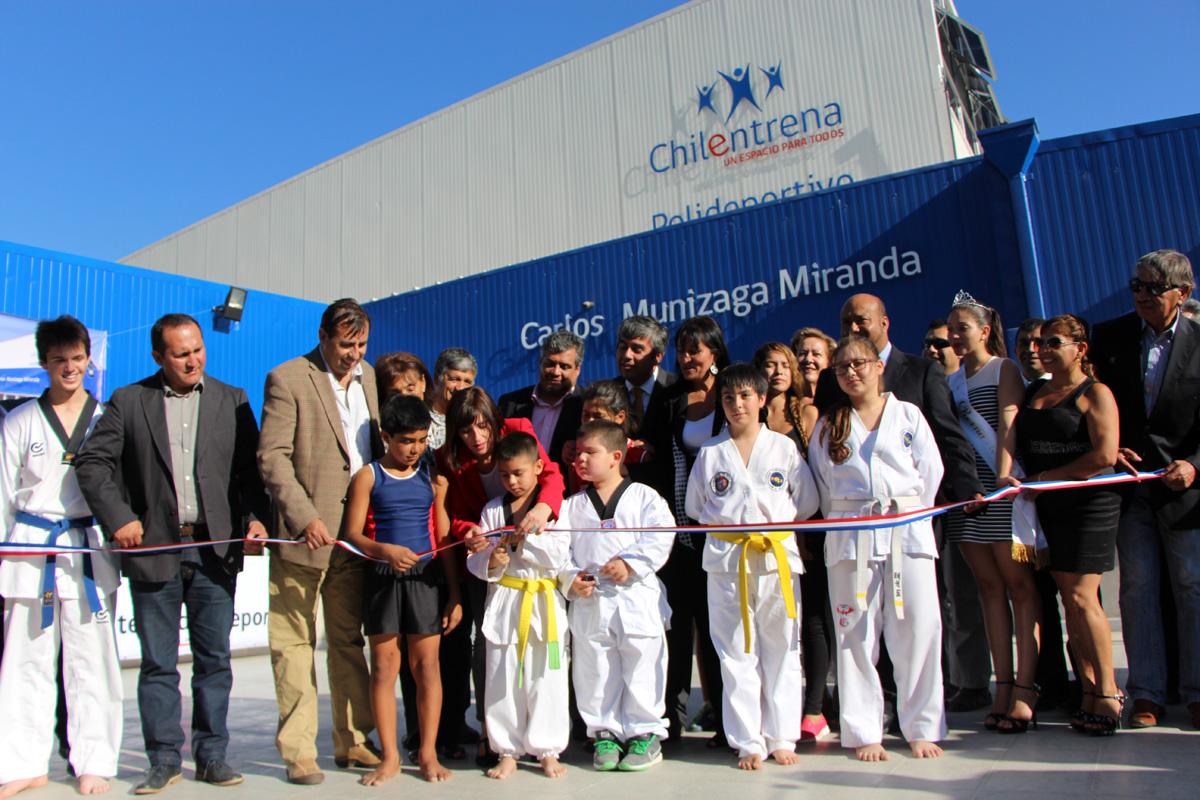 Photo of Vicuña  cuenta con infraestructura de primer nivel  para el desarrollo del deporte elquino