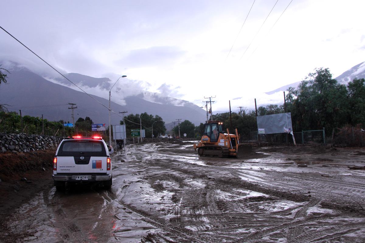 Photo of Autoridades llaman a la tranquilidad de la comunidad frente a situación vivida con las lluvias