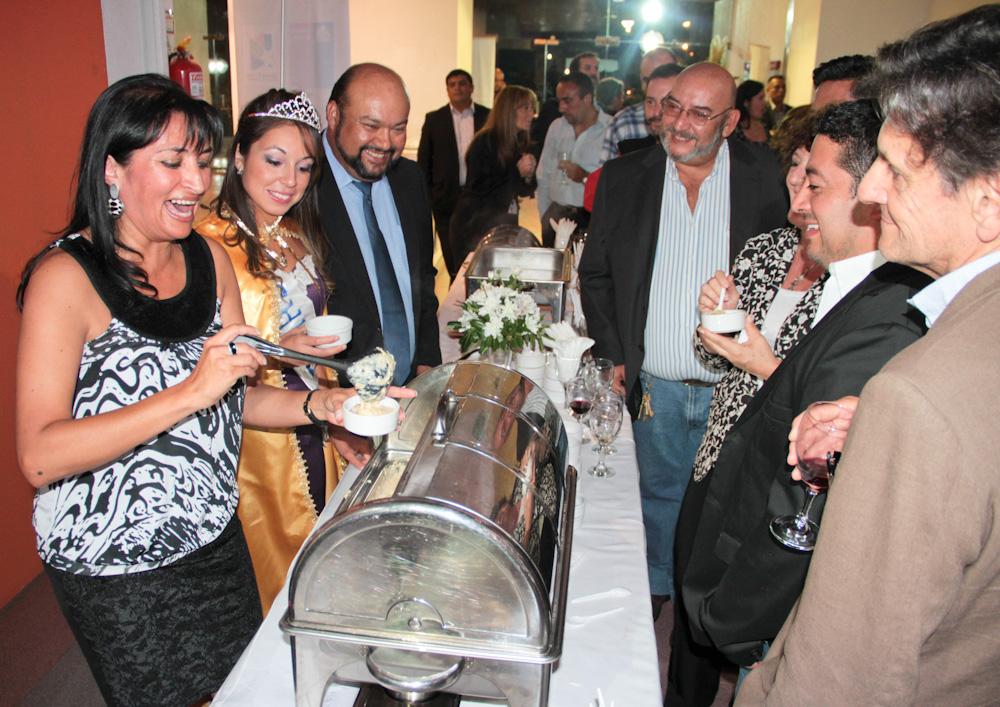 """Photo of Argentinos disfrutan la cocina típica regional en nueva versión de la """"Gala de Sabores"""""""