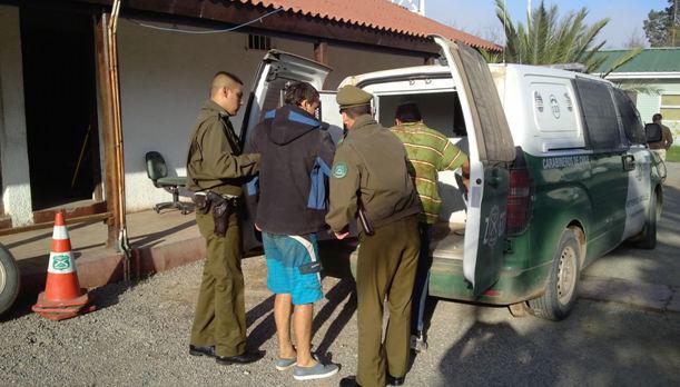 Photo of Detenidos por violencia intrafamiliar, amenaza de muerte y robo se registraron en Vicuña