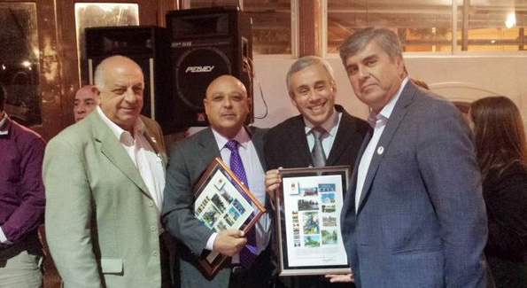 Photo of Destacan labor de la Corporación de Turismo de Vicuña en Congreso de la AMTC en San Carlos