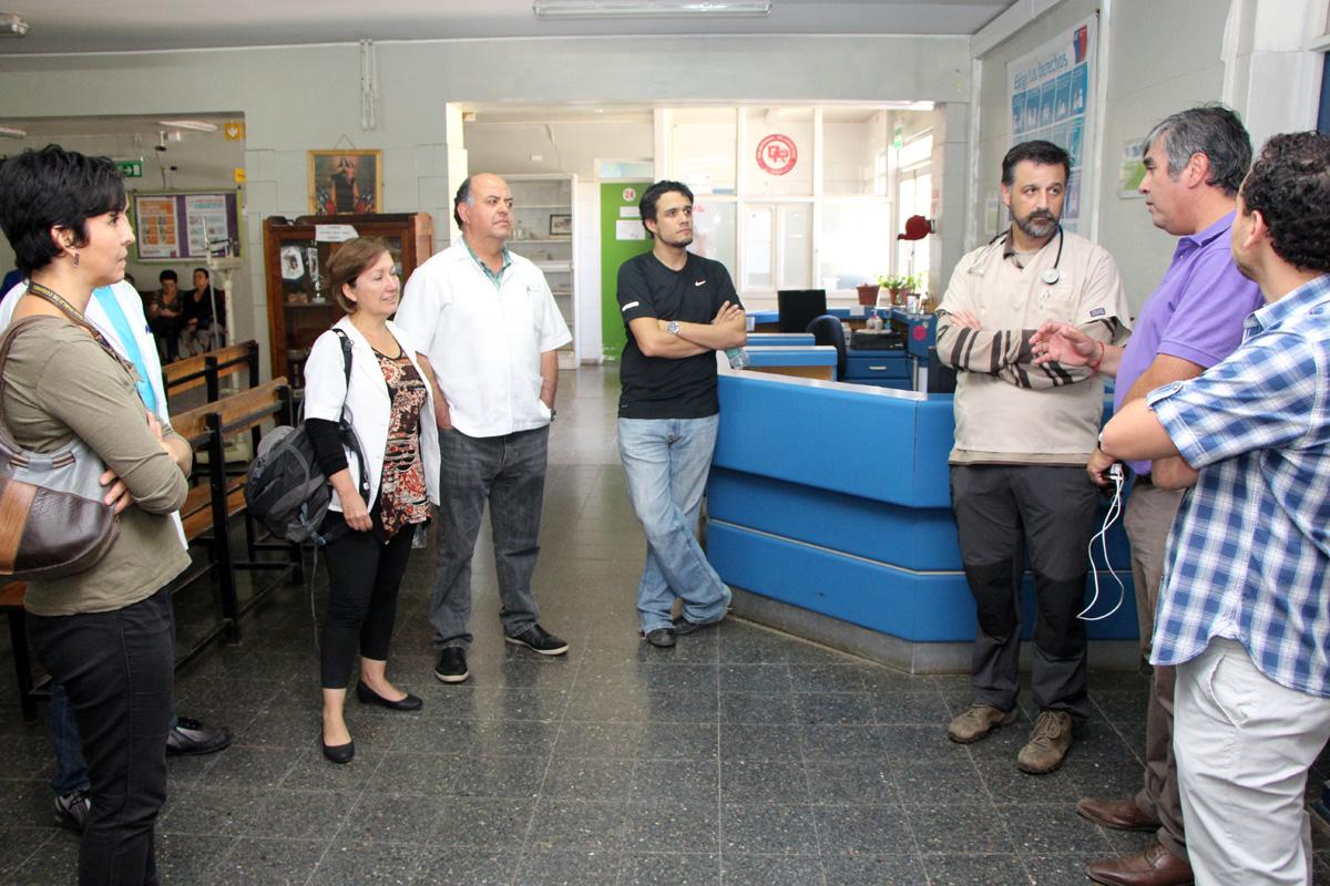 Photo of Colegio médico realizó operativo de emergencia en sector rural y urbano de Vicuña