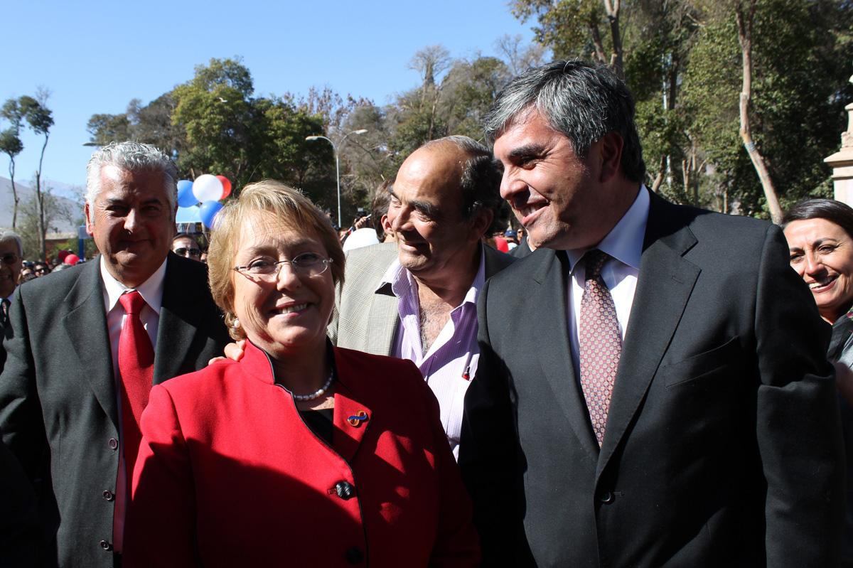 Photo of Presidenta Michelle Bachelet confirma visita a Vicuña