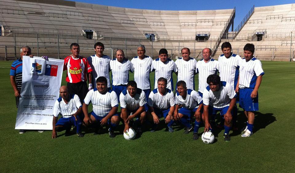 Photo of Club Deportivo Pisco Elqui Senior celebra sus 16 años de vida institucional