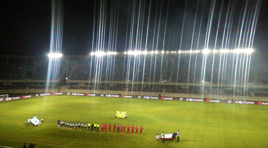 Photo of Inauguran Estadio La Portada con partido de integración entre San Martín y CD La Serena
