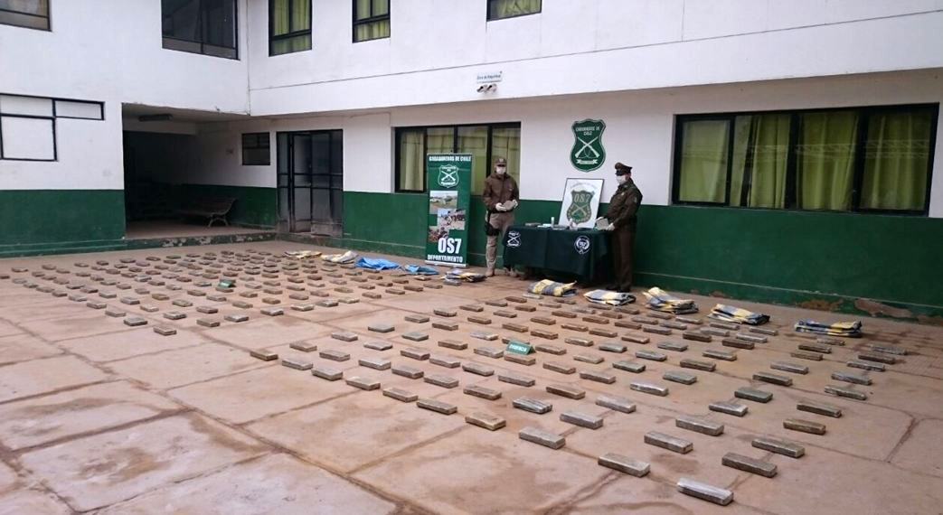 Photo of Detienen a vicuñense en operativo antidrogas en Chañaral
