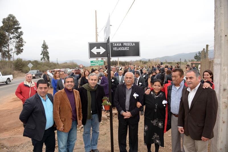 Photo of Camino que une Quebrada de Monárdez ya tiene nombre