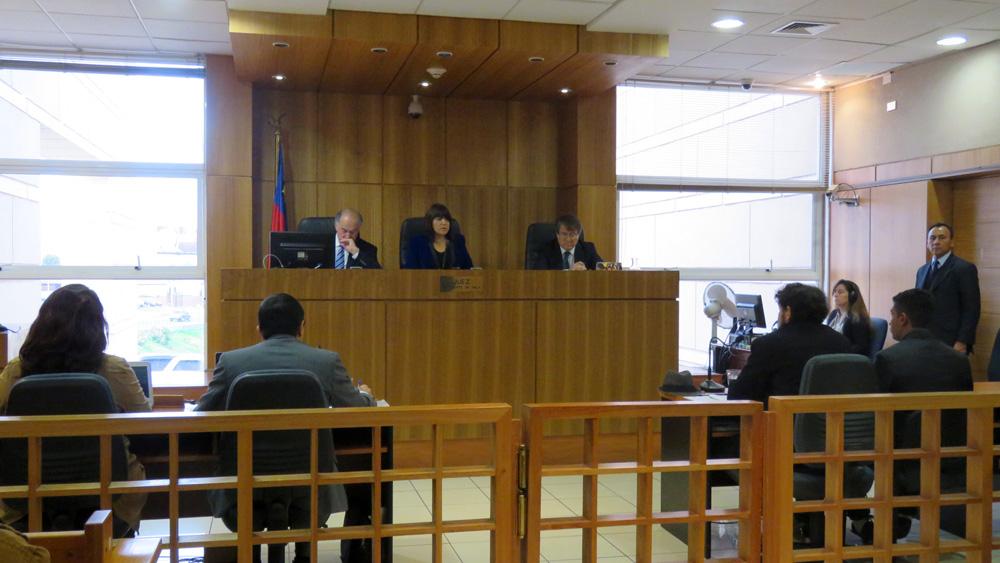 Photo of Comenzó  en el TOP de La Serena juicio por violación con homicidio de joven en Vicuña