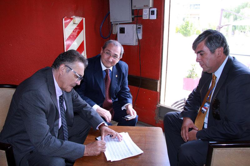Photo of Alcaldes elquinos por la Integración