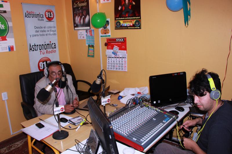 Photo of Radio Astronómica celebra sus 15 años entregando entretención al Valle del Elqui
