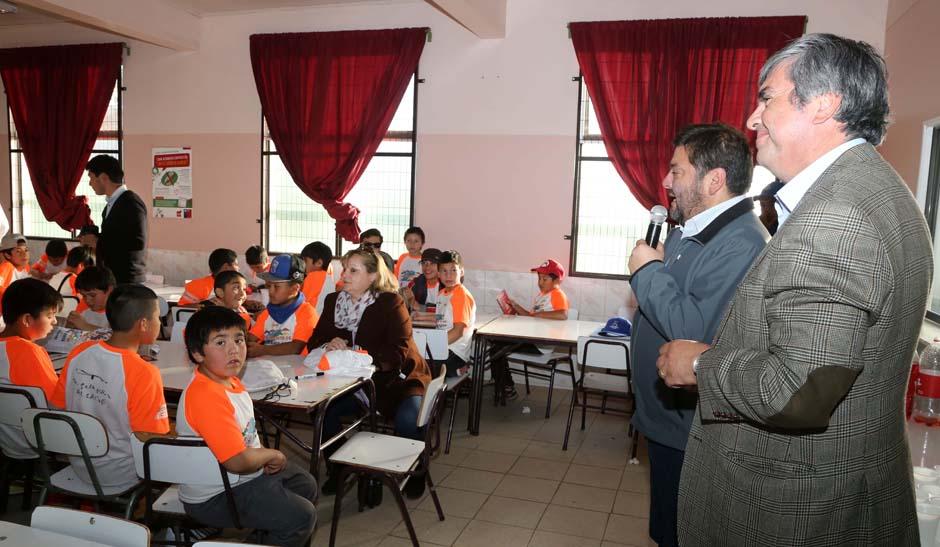 Photo of Realizan positivo balance de Escuelas Abiertas y Campamentos de Invierno de Junaeb