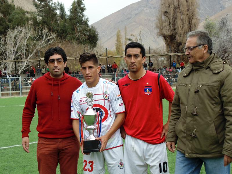 Photo of Club Deportes La Serena visita localidad Pisco Elqui
