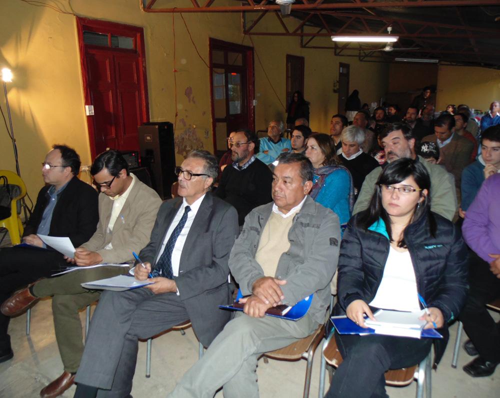 Photo of Comuneros del Estero Derecho dan a conocer sus inquietudes con respecto al  futuro embalse