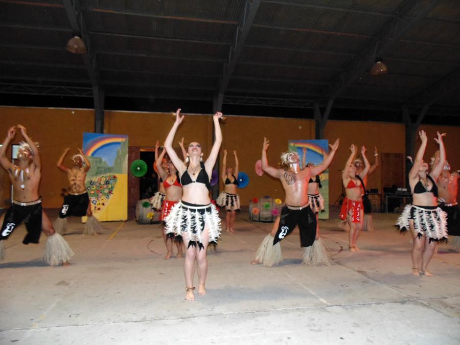 Photo of Presentaciones del ballet de La Serena y su símil de Maipú deleitaron al público paihuanino