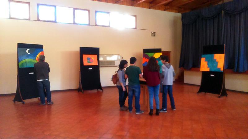 Photo of Obras de artista visual regional deleitó al público elquino en Montegrande